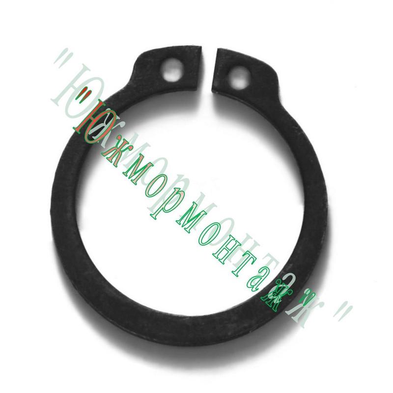 Кольцо стопорное наружное 9