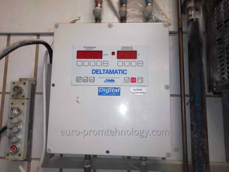 Смеситель-дозатор + охладитель воды DELTAMATIC