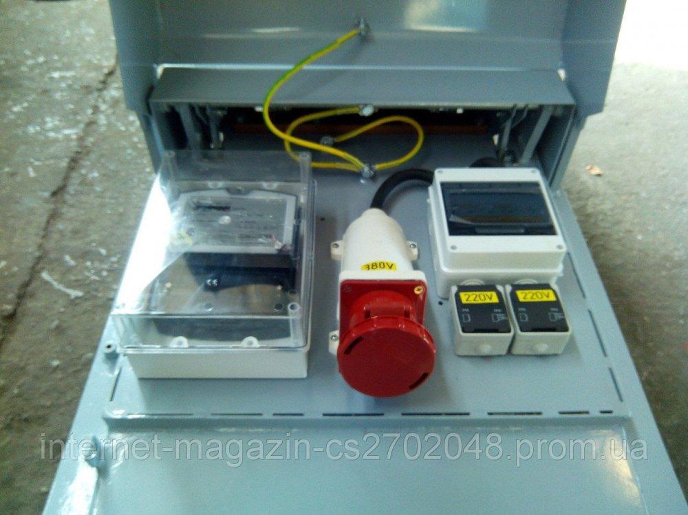 Электроколонка крановая однопостовая ЭПП-1М-БП-660/630