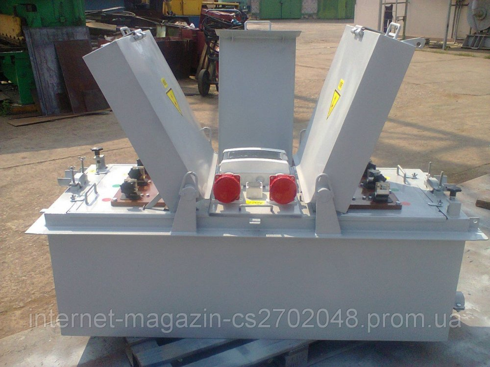 Электроколонка крановая герметичная ЭППГ-2М-660/630-2