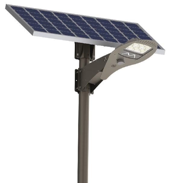 Уличное освещение на солнечной энергии, серии LPMGELI, 30 W
