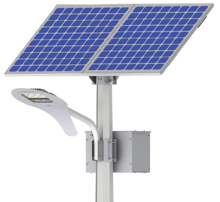 Уличное Освещение на солнечной энергии, серии LPMGE , 24 W