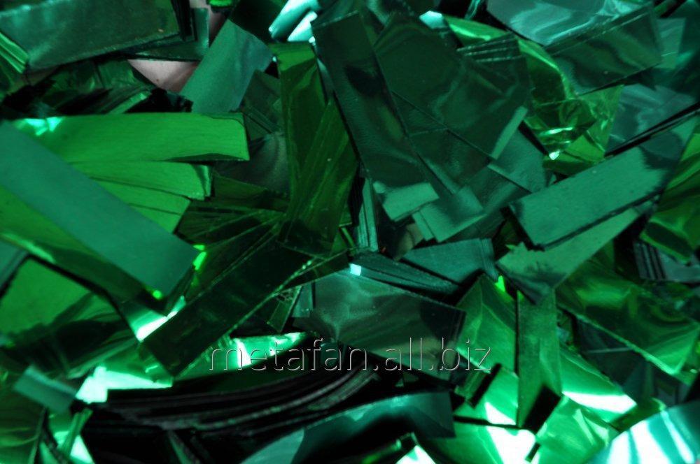 Buy The metafan the green metallized unilateral