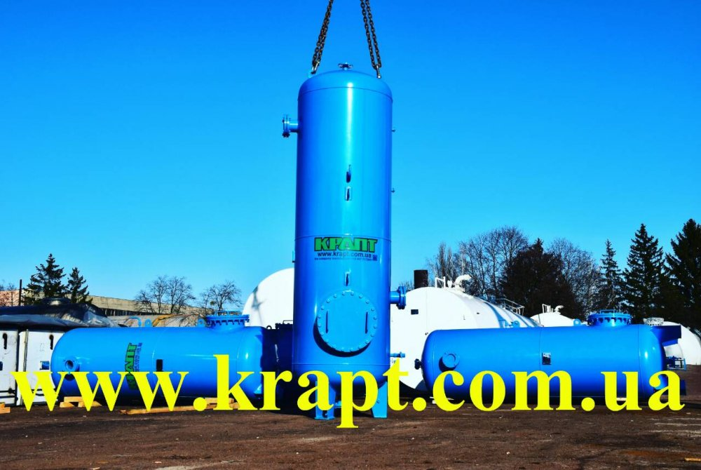 Buy Air collector of V-1 of cbm, MPa P-0,9
