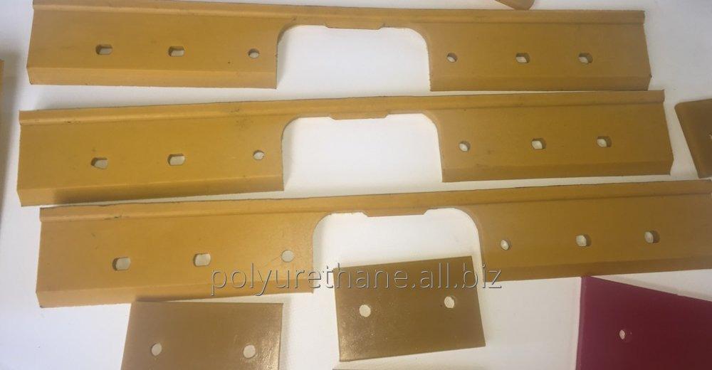 Купить Полиуретановый скребок на скребковый конвейер и цепной транспортер