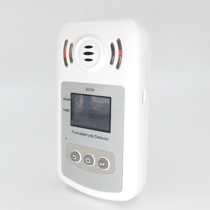 Купить Газоанализатор TVOC и формальдегида DLS-603A