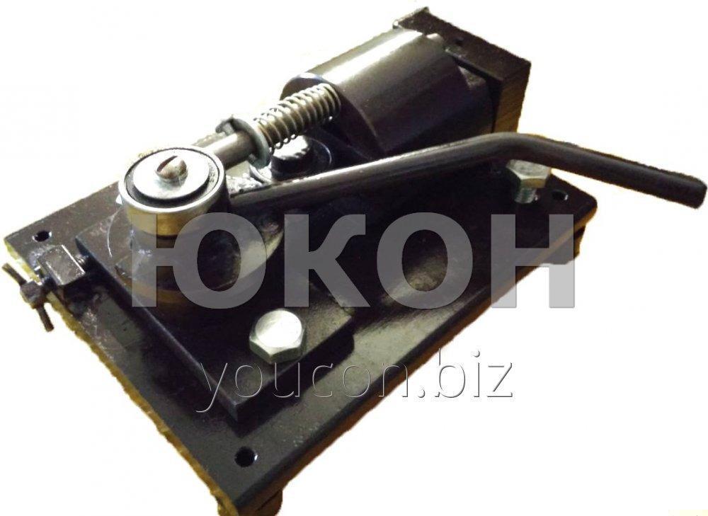 Dispositivo ajustable para sierras de cinta