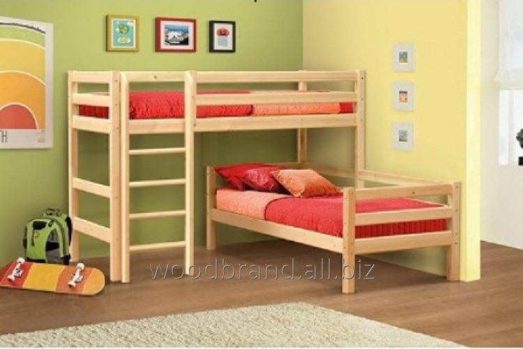 Купить Кровать двухъярусная 107
