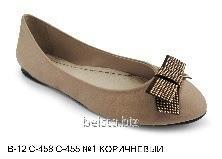 Балетки В-12/С-458 (36-41)