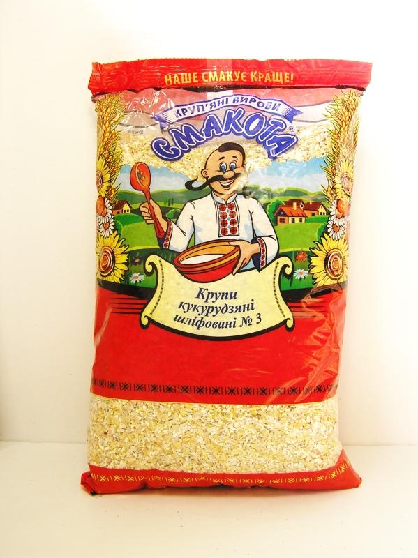 Купить Крупа Смакота Кукурудзяна грубого помолу , 750 г * 20 шт