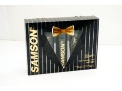Купить Набор подарочный для мужчин Samson classic-3, косметика для мужчин, шампунь, гель, дезодорант