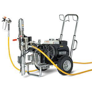 Купить Оборудование для распыления вязких красок и огнезащиты WAGNER HC 950G