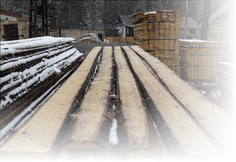 Необрезные деревянные доски 3 сорт