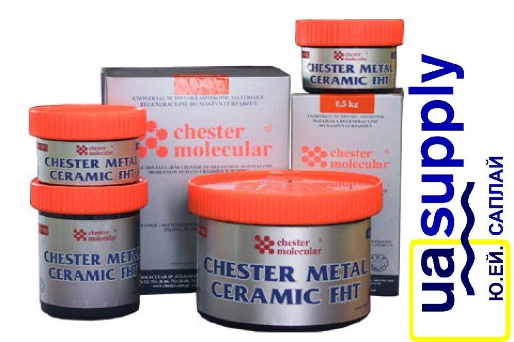 Жидкий эпоксидный композит Chester Metal Ceramic FHT