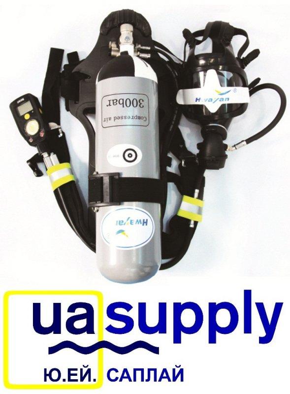 Дыхательный аппарат на сжатом воздухе (Китай)