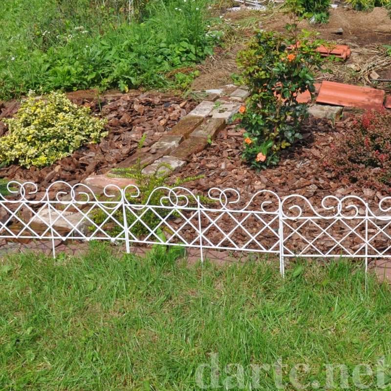 """Купить Заборчик(ограда) для растений """" Решетка маленькая"""""""