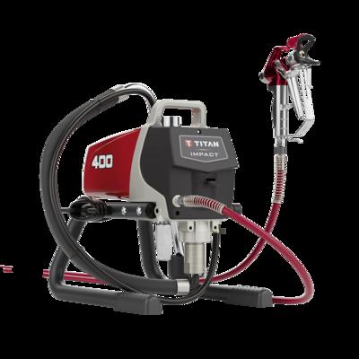 Купить Окрасочный аппарат безвоздушного распыления TITAN Impact™ 400