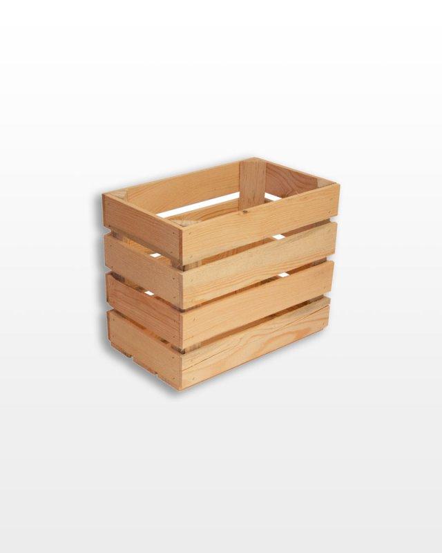 Купить Ящик деревянный 40x25x33