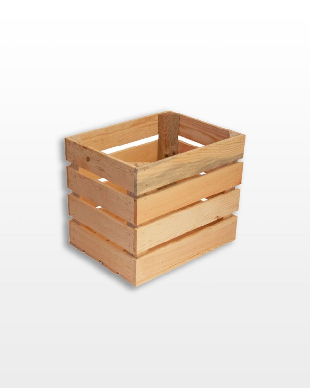Buy Wooden box 40x30x33