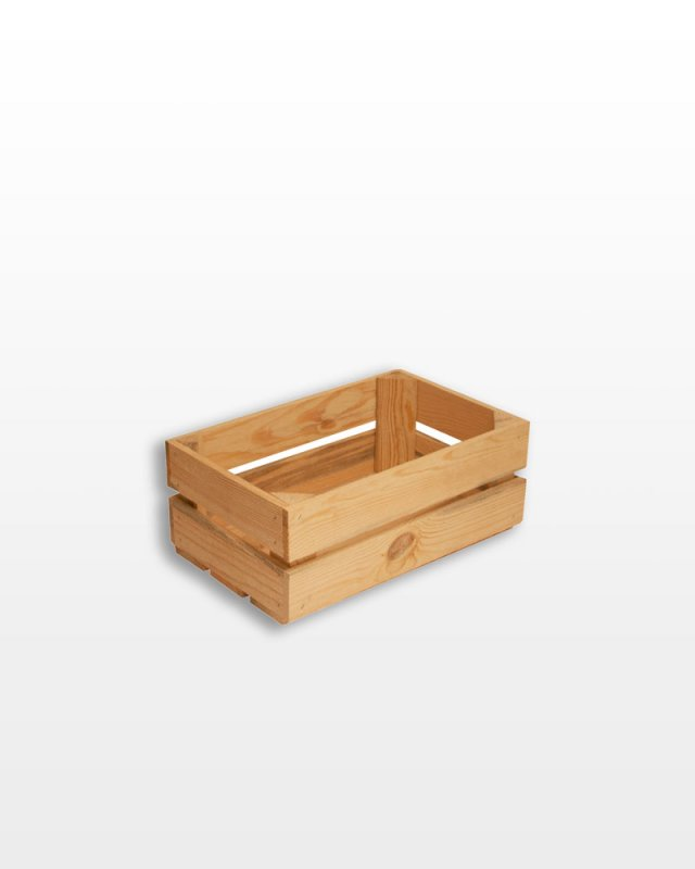Buy Wooden box 40x25x16