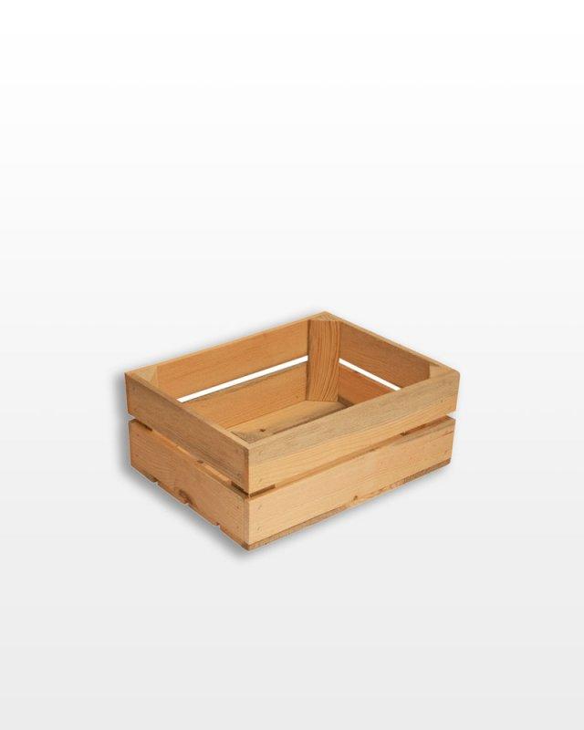 Купить Ящик деревянный 40x30x16