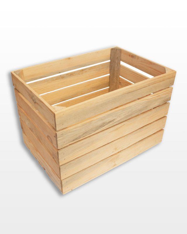 Buy Wooden box 60x40x40