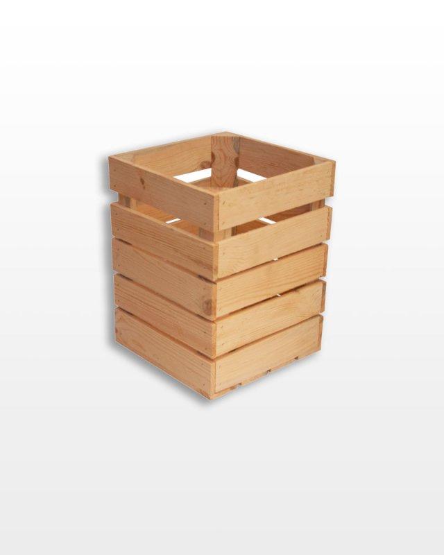 Купить Ящик деревянный 30x30x40