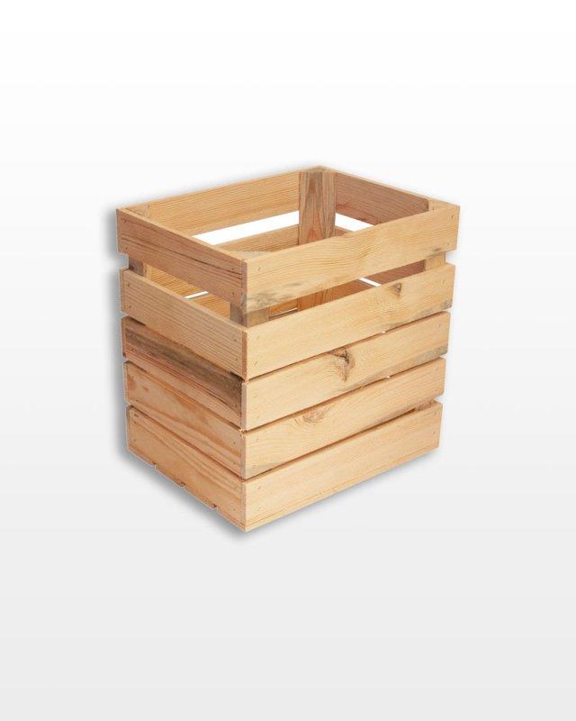 Buy Wooden box 40x30x40