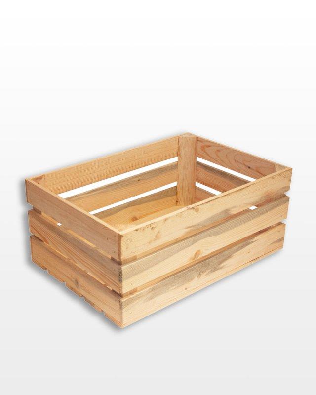 Buy Wooden box 60x40x25