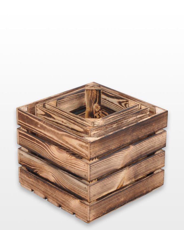 Buy A set of deep drawers burnt