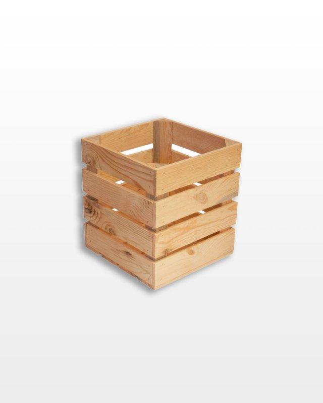Купити Ящик дерев'яний 30x30x33