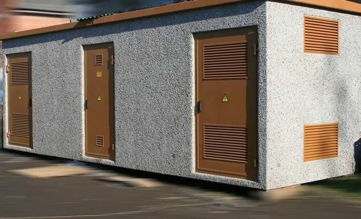 Купить Оборудование для производства бетонных корпусов трансформаторных подстанций.SUMAB (Швеция)