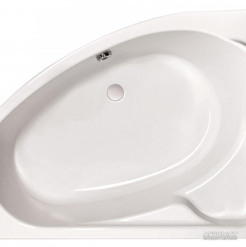 Купить Акриловая ванна Cersanit Kaliope 170x110 cм, левая