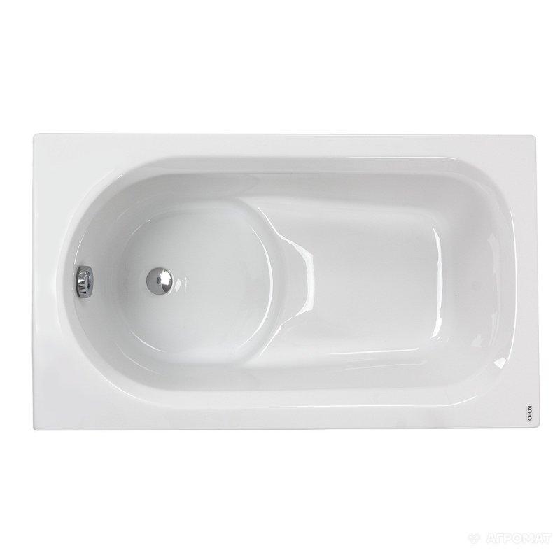Купить Акриловая ванна Kolo Diuna XWP3120 120х70