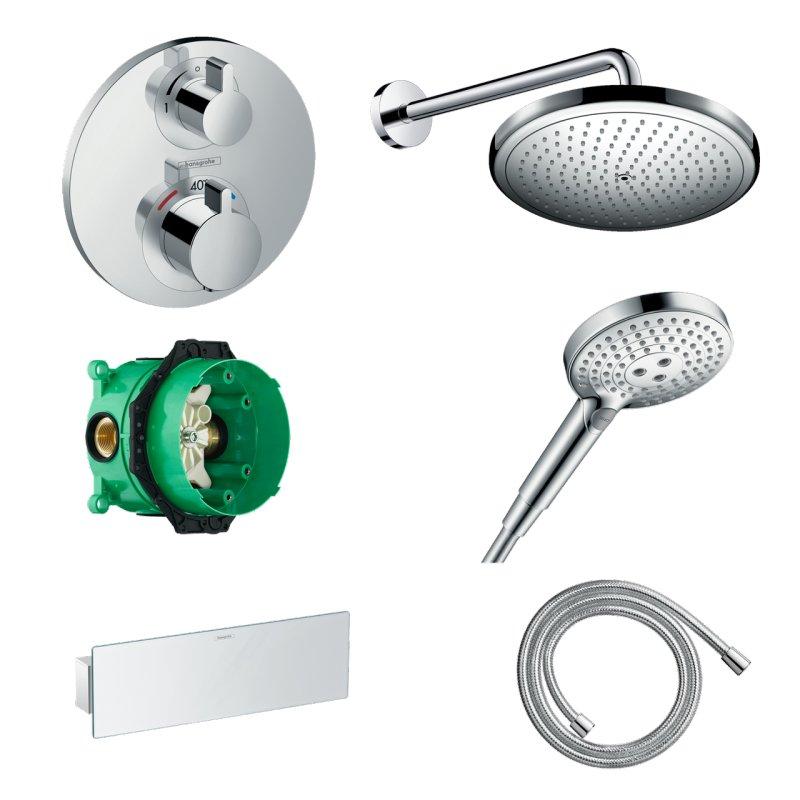 Купить Душевой комплект Hansgrohe Shower Set 2b
