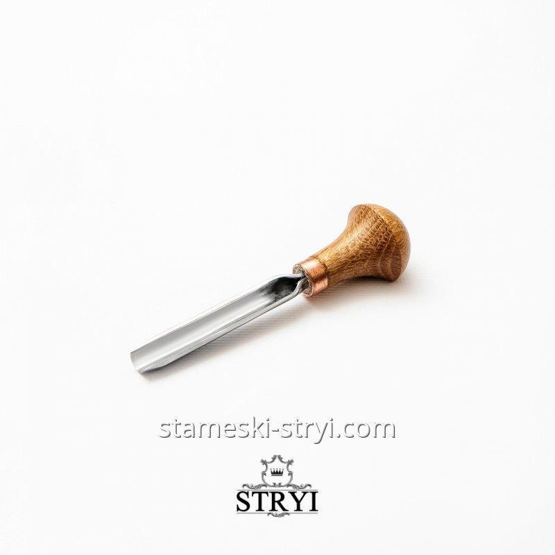 Stichel yarı dairesel Stryi oyma ya da oyma, 15 mm art. 30915
