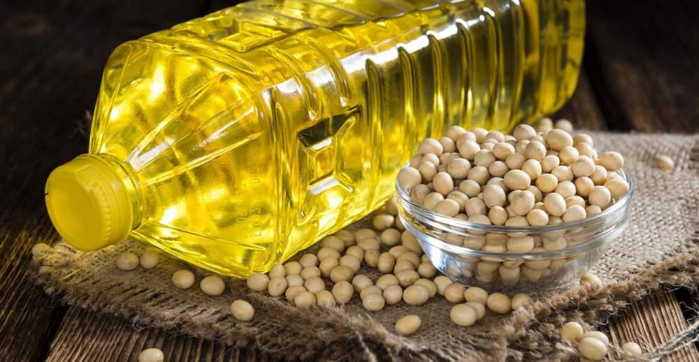 cumpără Ulei brut de soia hidratat