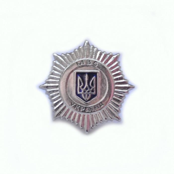 Купить Эмблема МВД (металл.)
