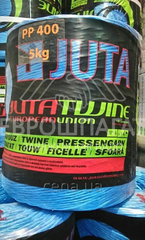 Шпагат для тюкования сена Юта (Juta) 400 5 кг