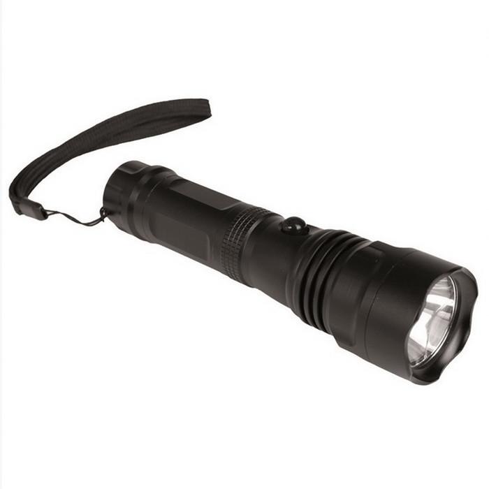 Купить Фонарик светодиодный Mil-Tec 14,5 см черный