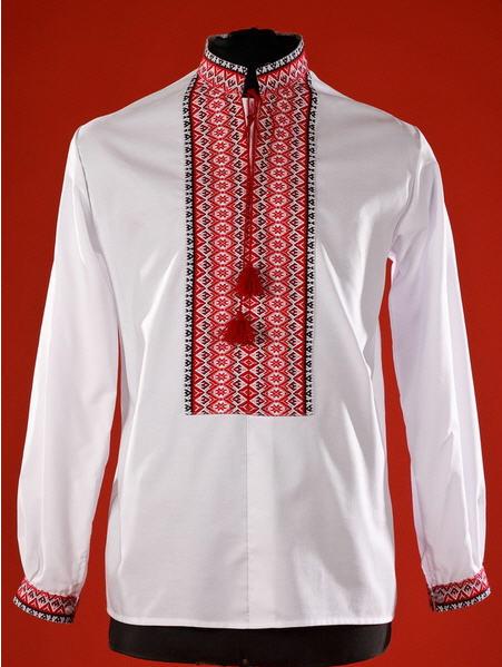Мужская рубашка-вышиванка ЧС 1