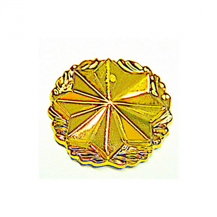 Купить Эмблема военной службы правопорядка (парадная, пластик)