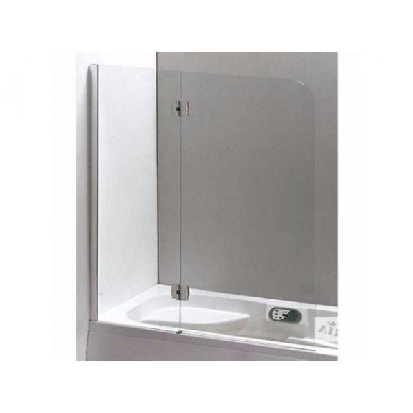 Купить Распашная шторка для ванны Eger (599-120CH/L)