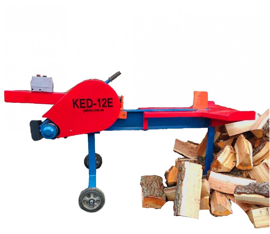 Дровокол KED-12E