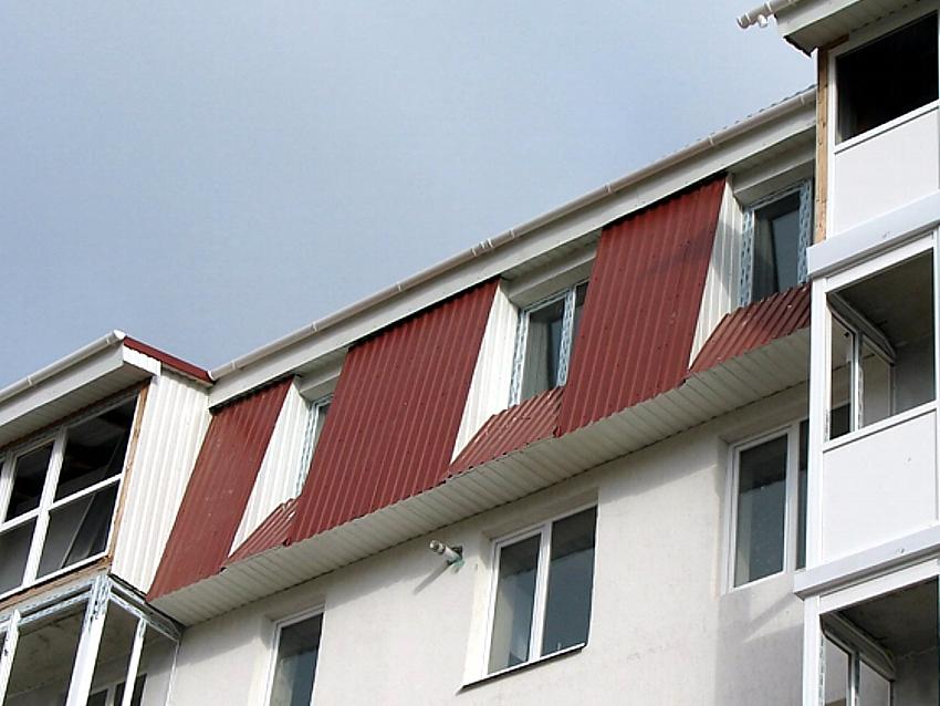 Buy Karnizy-svesy, drain roofing, Crimea