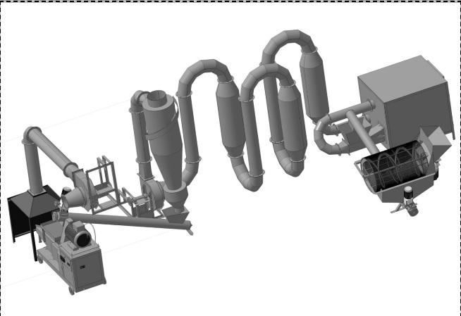 Транспортер сушильный транспортер загрузчик тзк 30а