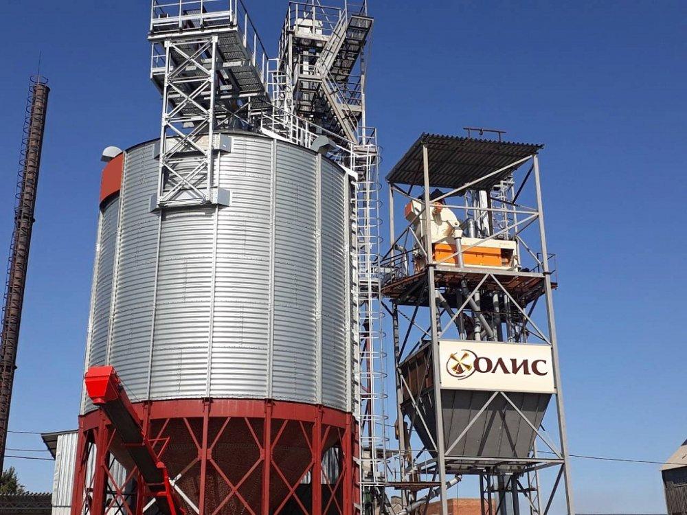 Зерновой сепаратор. очистка зерна
