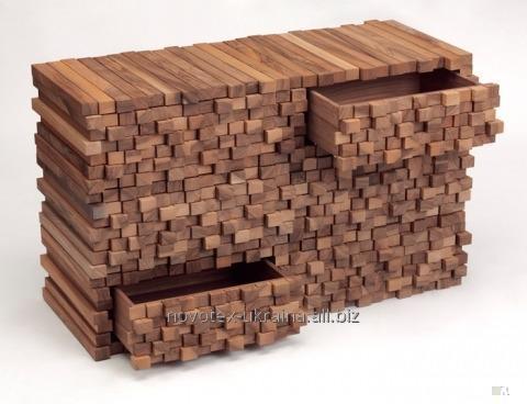 Купити Комод ручної роботи з натурального дерево