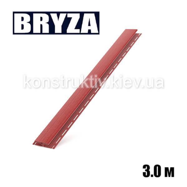 H-профиль, 3м, красный