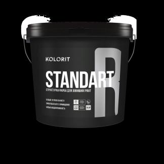 Краска фасадная Колорит STANDART R, 9кг